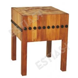 Πάγκοι κοπής ξύλινα