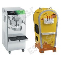 Μηχανές παγωτού-γιαουρτιού, Παγωτομηχανές