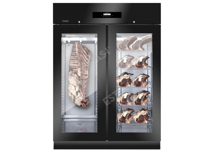 Ψυγείο ωρίμανσης EVERLASTING STG MEAT 1500 BLACK ΜΕ 2 Χρόνια ΕΓΓΥΗΣΗ