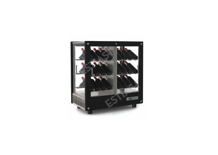 Ψυγείο συντηρητής κρασιών IP CV87