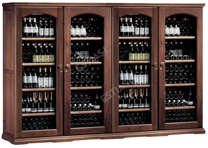 Ψυγείο-συντηρητής κρασιών IP CEXS4501