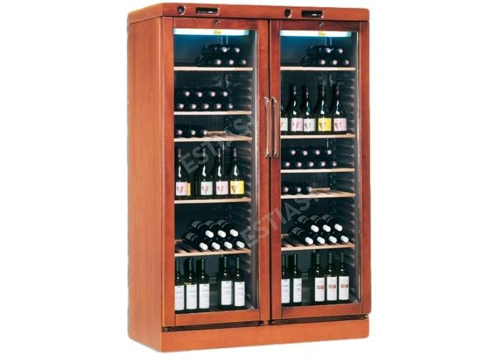 Βιτρίνα κρασιών για 216 φιάλες FROSTEMILY