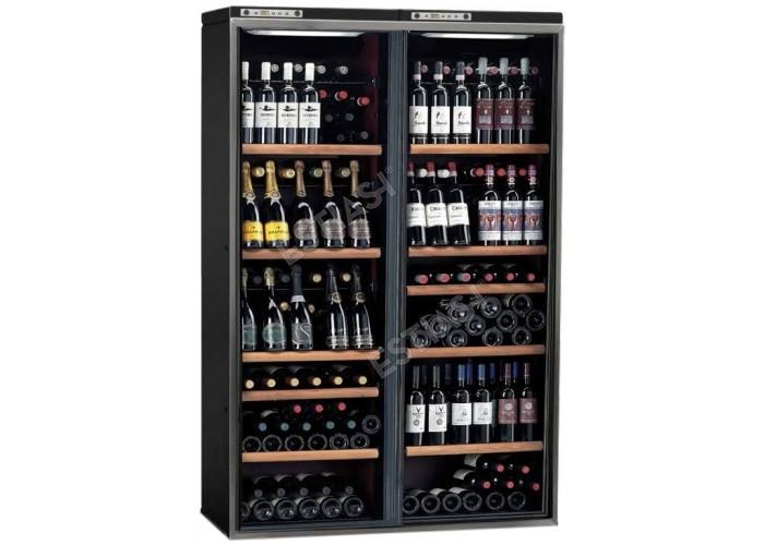 Ψυγείο-συντηρητής κρασιών με συρόμενες πόρτες IP C2501