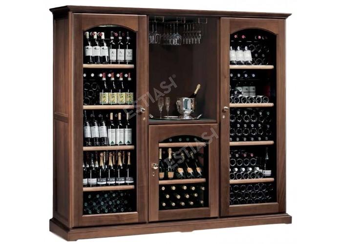 Ψυγείο-συντηρητής κρασιών IP CEXS3511