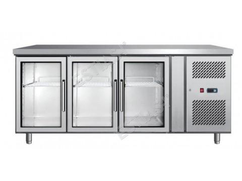 Ψυγείο πάγκος συντήρησης 180εκ