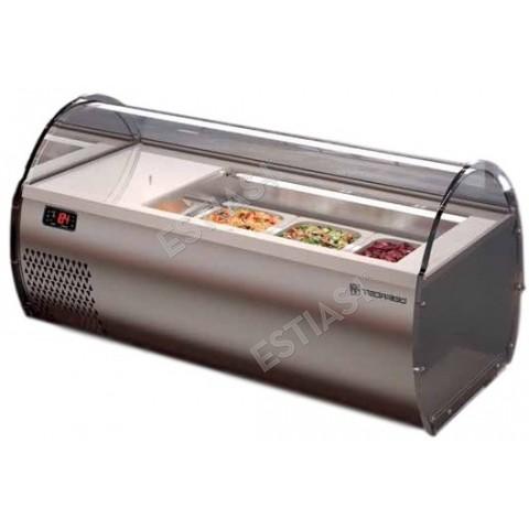 Ψυγείο βιτρίνα παγωτού με 2 θέσεις MICROGEL 2 TECFRIGO