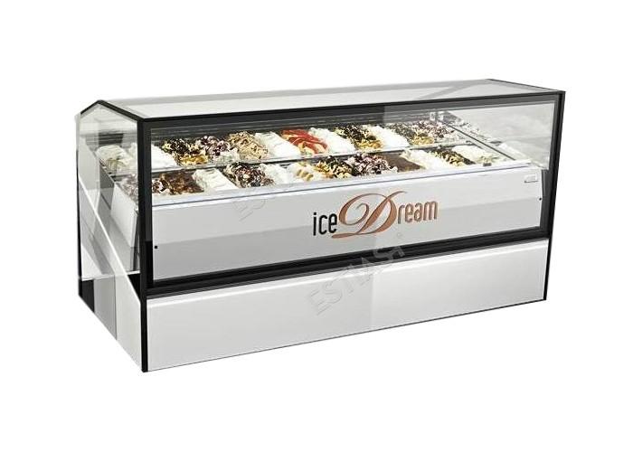 Ψυγείο βιτρίνα παγωτού 24 θέσεων YOUNG DEBLASI