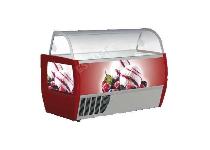 Ψυγείο παγωτού για 13 θέσεις FRAMEC