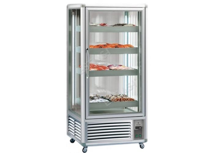 Ψυγείο βιτρίνα ψαριών TECFRIGO