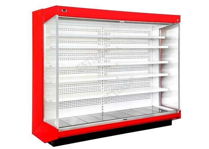 Επαγγελματικό ψυγείο Self service χωρίς μηχάνημα 237εκ
