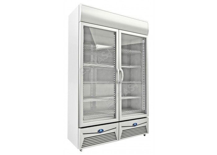Ψυγείο βιτρίνα συντήρησης διπλή SPA 903 SANDEN
