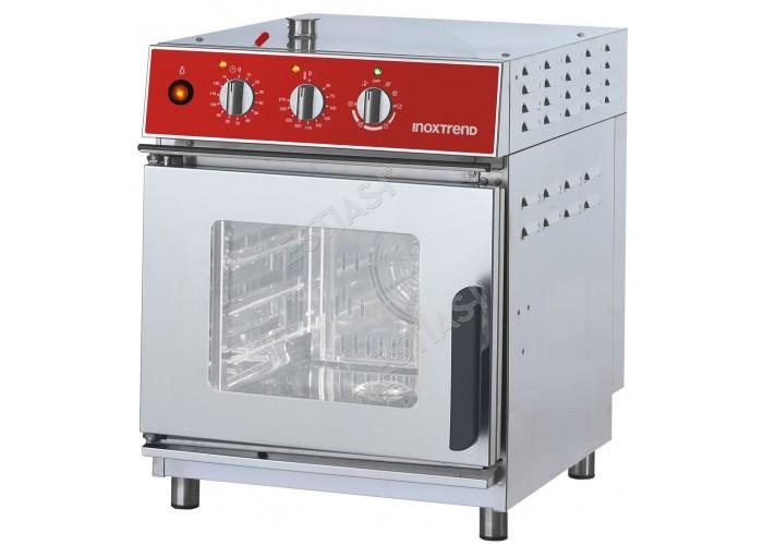 Επαγγελματικός φούρνος για 4 GN 1/1 Compact 104 INOXTREND