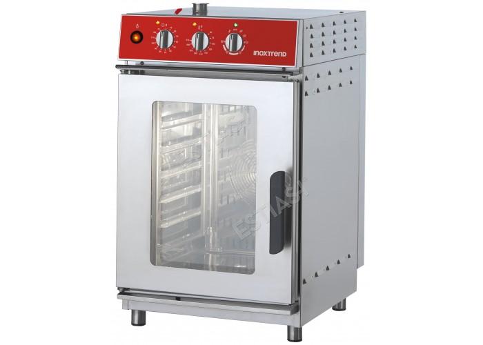 Επαγγελματικός φούρνος για 7 GN 1/1 Compact 107 INOXTREND