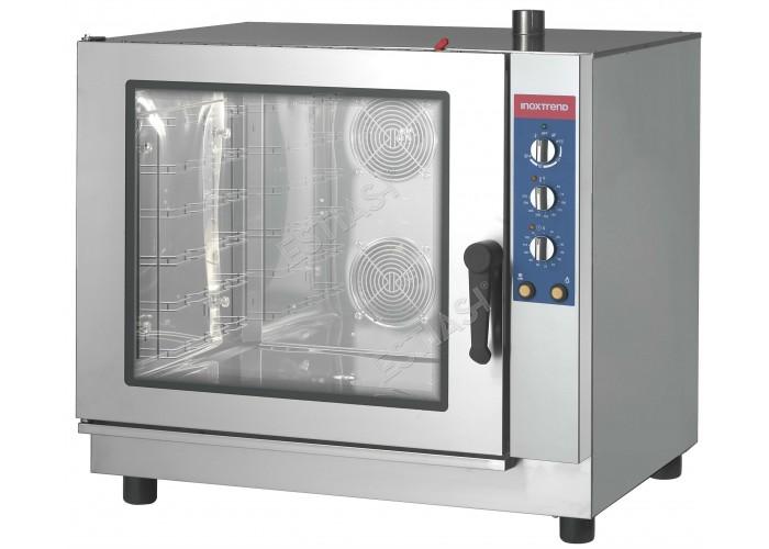 Επαγγελματικός φούρνος ηλεκτρικός 6 θέσεων CW INOXTREND