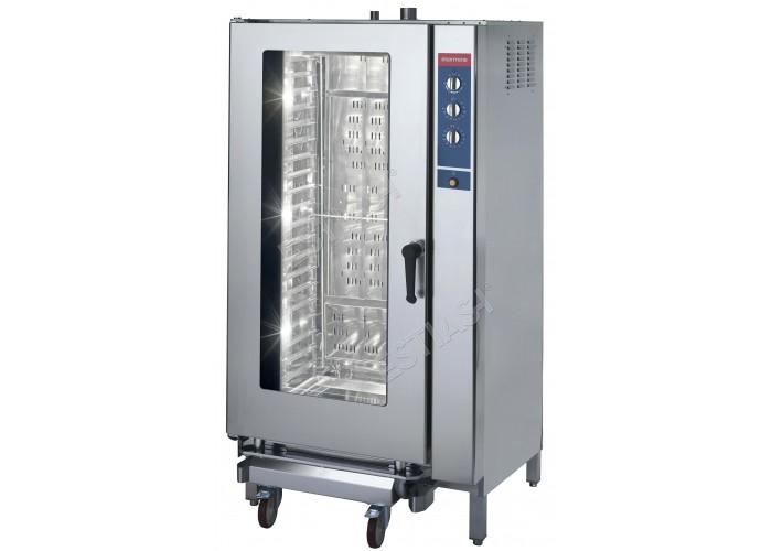 Επαγγελματικός φούρνος ηλεκτρικός LW 220E για 20GN 2/1 INOXTREND