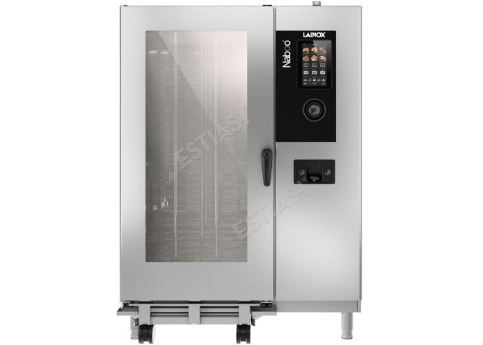 Επαγγελματικός φούρνος ηλεκτρικός για 20 GN 2/1 NABOO 202 LAINOX