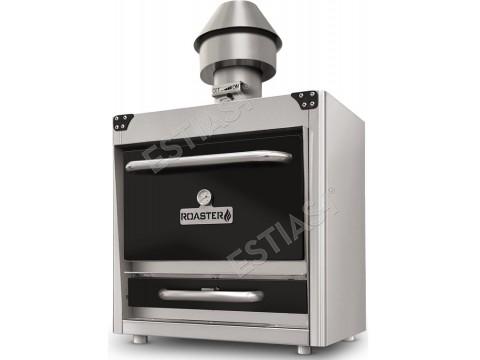 Φούρνος κάρβουνου ή μπρικέτας ROASTER 54 TP