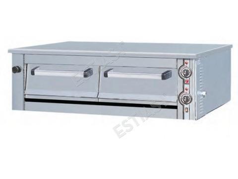 Επαγγελματικός ηλεκτρικός φούρνος για 8 πίτσες NORTH F135