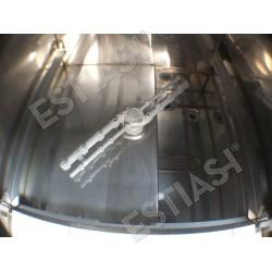 Πλυντήριο πιάτων & ποτηριών με καλάθι 50x50 JET 500 PROJECT Ιταλίας