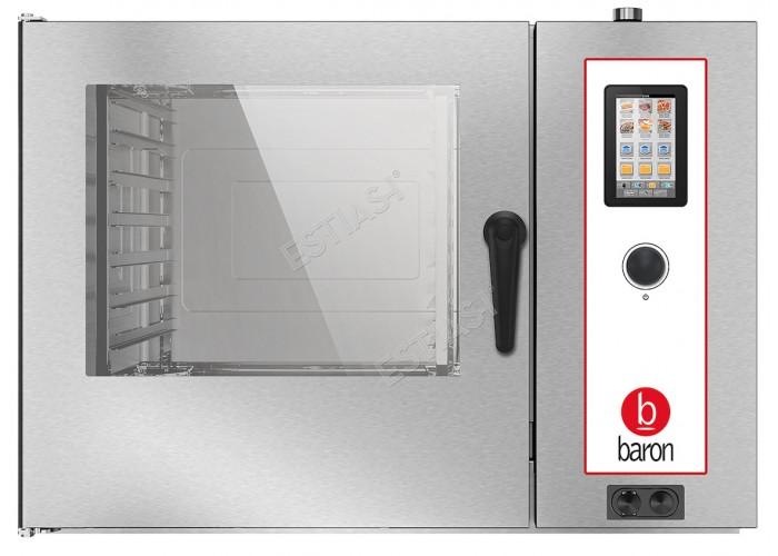 Επαγγελματικός ηλεκτρικός φούρνος Combi 14 θέσεων Baron OPVET072