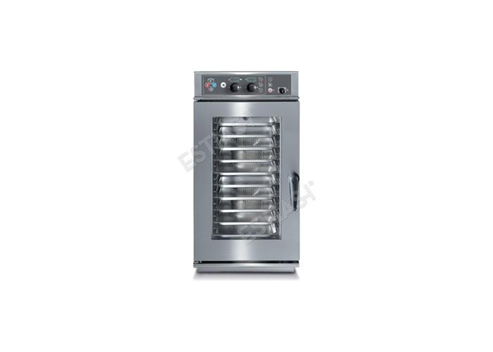 Επαγγελματικός ηλεκτρικός φούρνος Combi 10 θέσεων Baron BACEV101S