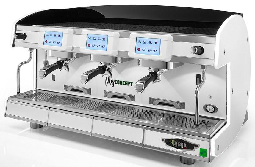 Επαγγελματικές μηχανές εσπρέσσο - εσπρεσσομηχανές για καφετέρια ... c2d0d8c9d79
